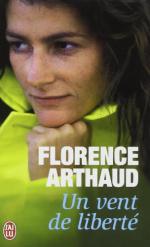 L A Librairie - Un vent de liberté de Florence Arthaud - Neuf