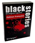 L A Librairie - Jeu - Black stories 1