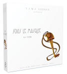 L A Librairie - Jeu - TIME Stories (Extension) Sous le masque