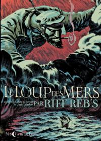 L A Librairie - BD - Le Looup des mers (Couv)