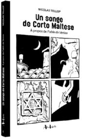 L A - Librairie - Un songe de Corto Maltese par Nicolas Tellop (2019) fond blanc