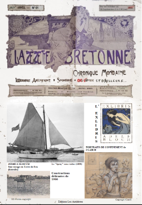 L A Zezette Bretonne N°1 - La Zzzette (Couverture finale)