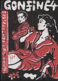 L A Librairie - Collector - Zine - Gonzine 4